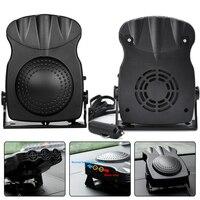 150 W 12 V Auto Heater Fan Ontdooier Dashboard Sigarettenaansteker met Swing-out Handvat Duurzaam en Draagbare