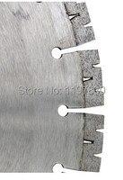Продвижение продажа высокое качество 400*50*15 мм great wall формы члениковые серебро сварных алмазными режущими дисками специально для жесткого г...