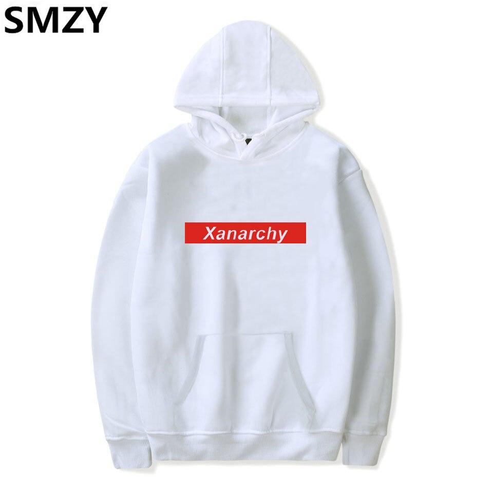 e9d9e5e8e70d Detail Feedback Questions about SMZY Lil Xan Anarchy Hooded Hoodies Mens  Sweatshirts Winter Fashion Famous Lil Peep Rap Sweatshirts Men Cotton  Casual ...