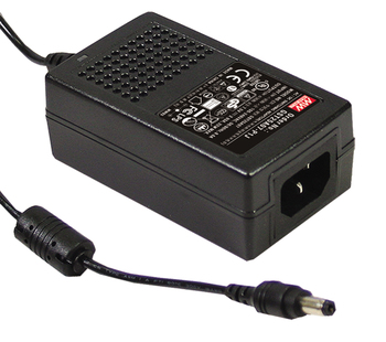 цена на Steady MEAN WELL GST25A05-P1J 5V 4A meanwell GST25A  20W AC-DC Industrial Adaptor 3 plug energy-saving Replace GS