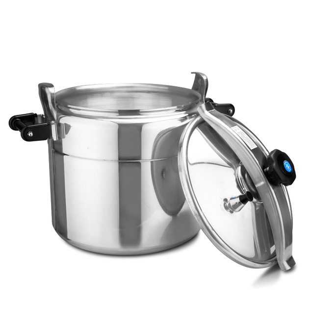 Kitchen Pot Commercial Thicken 80-3 Litre Pressure Cooker Explosion Proof Aluminum Pressure Cooker Stew Pot Casserole Cookware 1