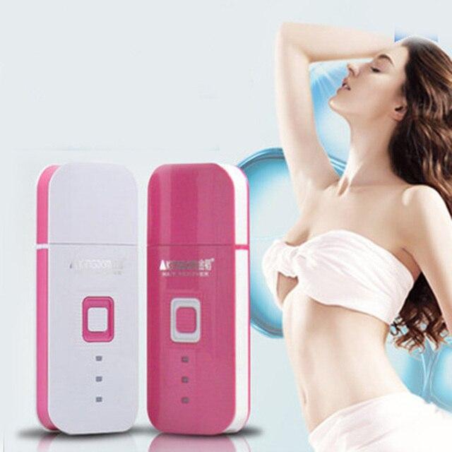Женщины новый провести депиляции лазерная эпиляция постоянного эпилятор лазерная Термообработка депиляции Подмышек бикини тела ноги Бритья