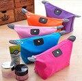 ZKT001 women Cosmetic Cases 27*12cm Cosmetic Korean dumplings shaped ingot-shaped cosmetic gift bag