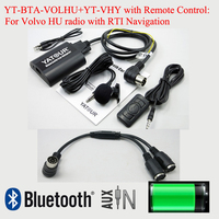 Yatour Bluetooth car audio adapter for Volvo C70 S40 S60 S80 V40 V70 XC70