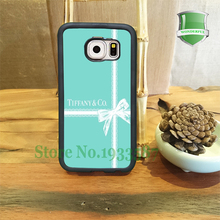 Tiffany and Co Mobile Phone Cases For Samsung S7 S7 Edge S6 S6 Edge Plus S5 S4 S3 Note5 Note4 Note3 Note2 U*3490