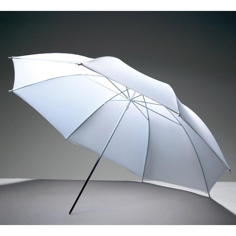 80cm 33 photography photo pro studio soft translucent white diffuser umbrella for studio lamp flash lighting in photo studio accessories from consumer