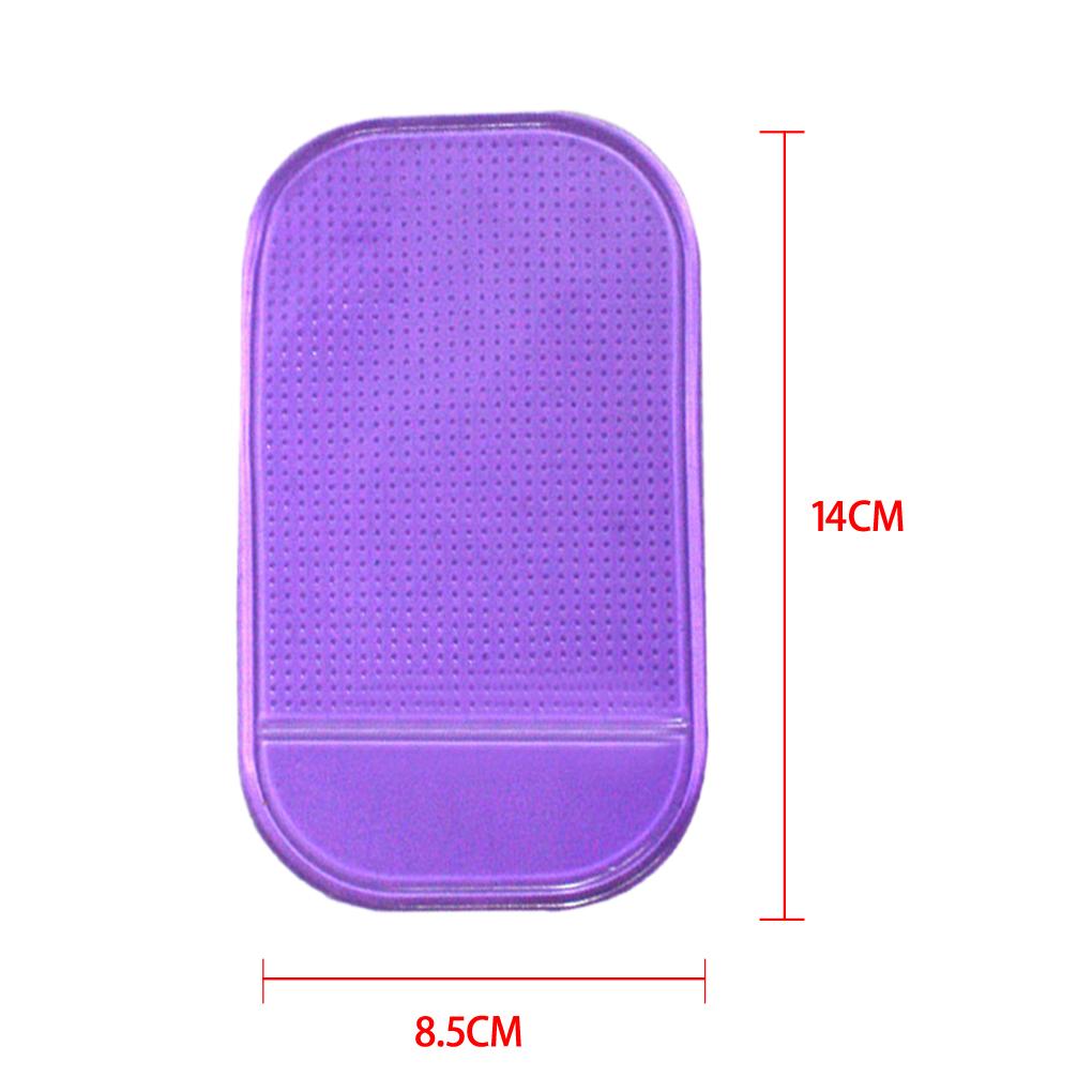 HTB1vqNYlHZnBKNjSZFGq6zt3FXan - 4pcs Styling Sticky Gel Pad Holder Magic Dashboard Silicone Anti Non Slip Mat Car Accessories Car for Gadget Phone