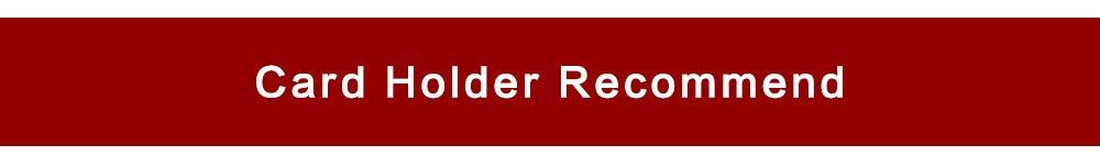 Sleek RFID Credit Card Holder 7