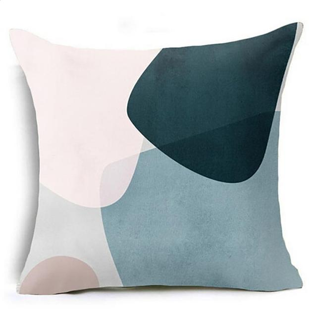 Cuscino copre copertura del cuscino decorativo Geometrica Coperture per Cuscini