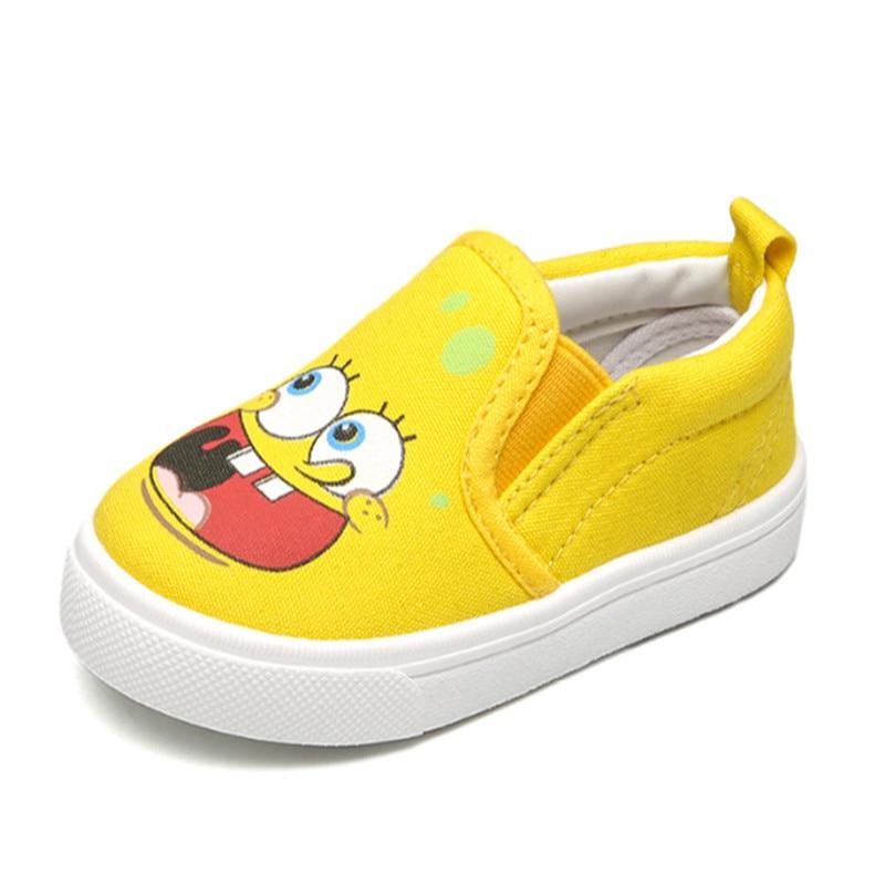 Anak Sneakers Sepatu Tenis Infantil untuk Anak Laki-laki Sepatu Gadis Musim Semi Musim Gugur Kanvas Balita Bayi Flat Sepatu 1-4 tahun Dropship