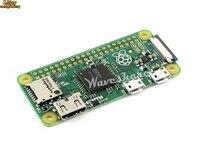 Новейший оригинальный Raspberry Pi Zero V1.3 1 GHz cpu 512 MB ram Mini-HDMI порт недорогой сравнению Pi