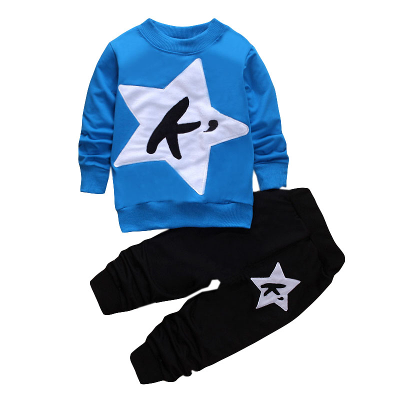 KEAIYOUHUO Children Cartoon Clothes Pants 2pcs Clothing Set