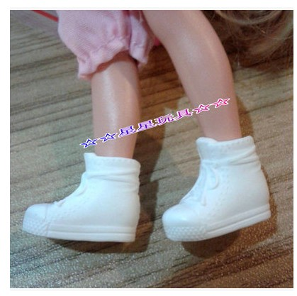 Different styles of shoes for choose accessories for Barbie sister little kelly doll BBI00K003