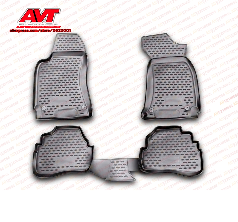 Floor mats for Volkswagen Passat B5 1996-2005 4 pcs rubber rugs non slip rubber interior car styling accessoriesFloor mats for Volkswagen Passat B5 1996-2005 4 pcs rubber rugs non slip rubber interior car styling accessories