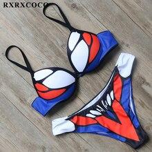 Sexy Imitation Butterfly Design Brazilian Bikini