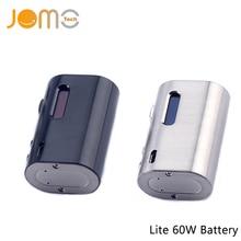 Orignal caja mod jomo jomotech 1600 mah 60 w tc lite 60 batería Cigarrillo Electrónico VW Cigarrillo electrónico Batería Mod 1-60 w VTC Jomo-196