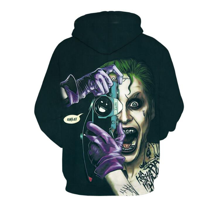 Demon Take Camera 3d Hoodies 1