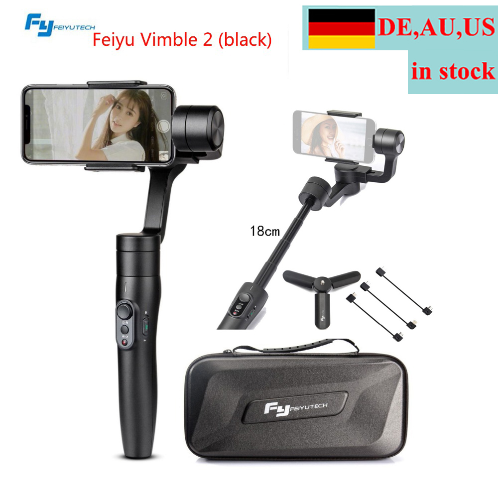 Zhiyun Rider M Handheld Gimbal Z1-Rider M WG gimbal for gopro 4,Feiyu Vimble 2 Selfie Stick Travel Gimbal Handheld for iPhone X zhiyun z1 rider2 3 axle handheld brushless gimbal for skiing