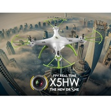 Syma X5HW X5HW-1 FPV RC Quadcopter with WIFI Camera 2.4G