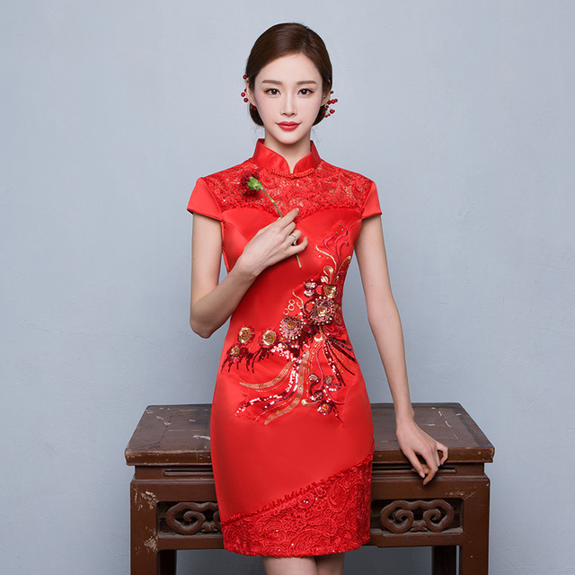 Aliexpress.com : Buy Traditional Chinese Dress Bride ...