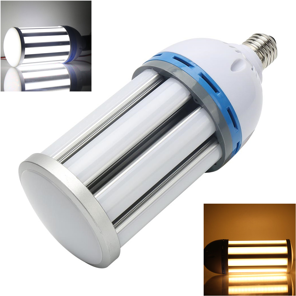 E27 E40 35W LED Corn Light AC85-265V LED Lamp Bulb SMD5730 360degree Warm/Cold White Corn Lighting Fixture Free Shipping lexing e14 7w 540lm 14 smd 5730 led warm white light bulb ac 85 265v