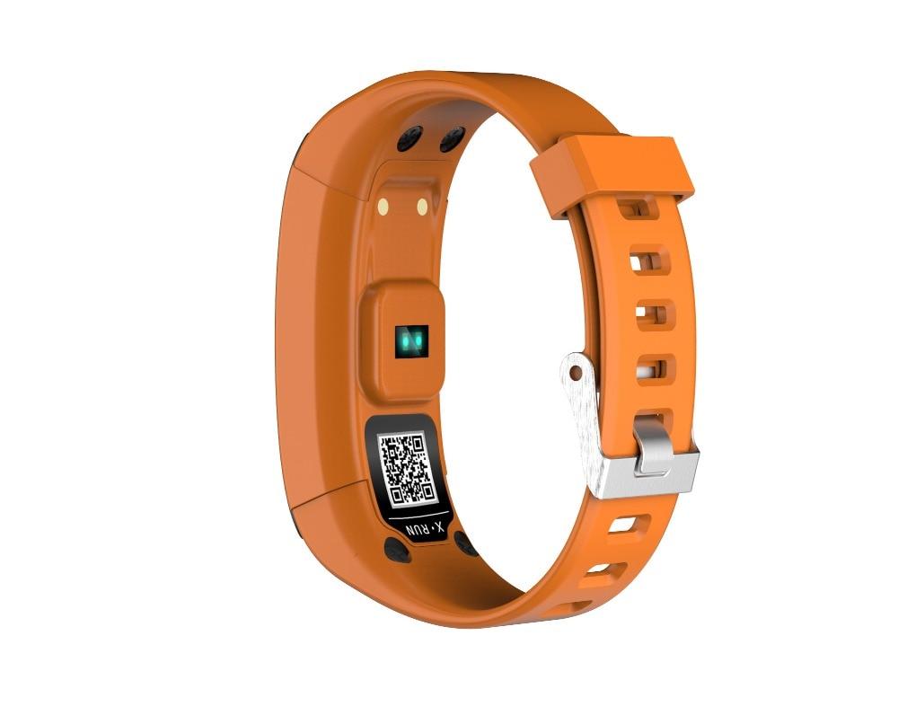 XR01 Smart Bracelet Wristband Fitness Tracker Android Bracelet Smartband Heart rate Monitor PK xiaomi mi band