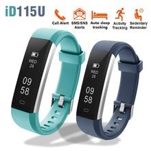 Smart Bracelet Men Women Kids Sleep Monitor Step Pedometer Fitness Tracker Activity SmartBand Health Wristband  Sport Smart Band