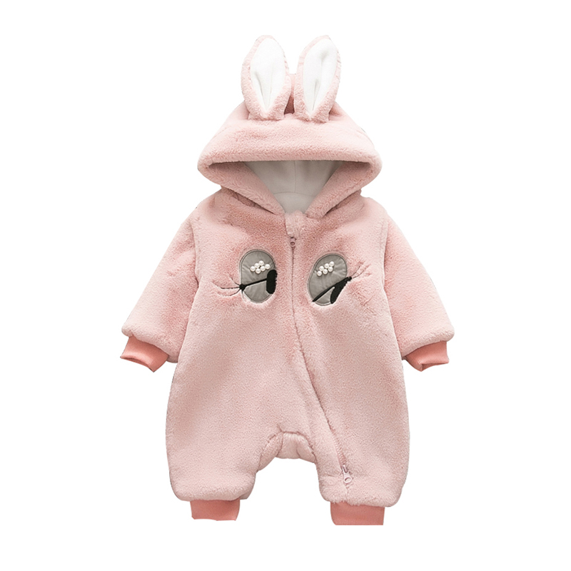 Newborn Baby Girl Clothes Cartoon Baby Rompers Winter Toddler Romper Rabbit Jumpsuit New born Christmas Gift Cute Snowsuit digital hygrometer thermometer alarm clock calendar with temperature probe