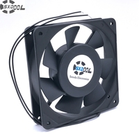 Original SANJUN 12025 SJ1225HA2 220 240V 50 60Hz 0 1A Cooling Fan Axial Fan