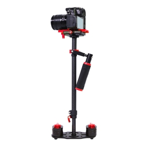 Image 3 - YELANGU S60T Professional Portable Carbon Fiber Mini Handheld Camera Stabilizer DSLR Camcorder Video Steadicam