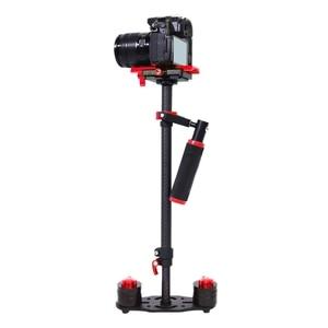 Image 3 - YELANGU S60T Professionele Draagbare Carbon Mini Handheld Camera Stabilizer DSLR Camcorder Video Steadicam