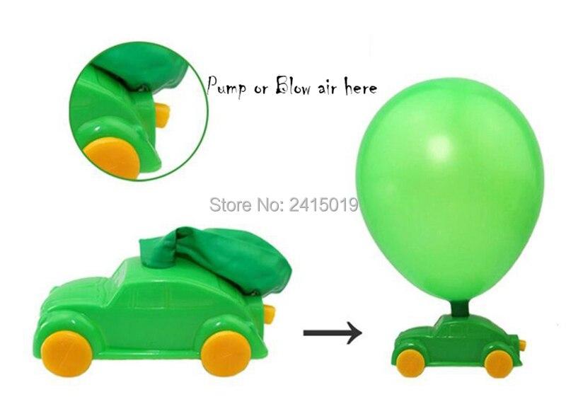 Бесплатная доставка Дешевые 12 шт. Классический Красочные воздушный шар мотивом бывает Гоночная машина детские вечере pinata игрушка мешок нап...