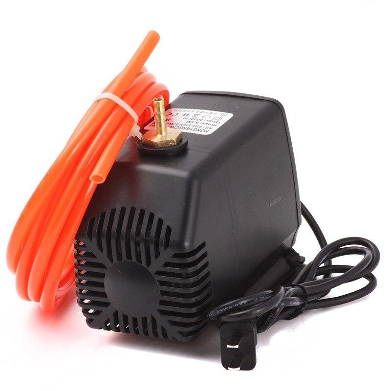 Cnc Spindel 2.2KW 220V Watergekoelde Spindel Router + 2.2kw Converter Omvormer 80 Mm Klem 75 W Waterpomp 5M Pijp 13 Pcs ER20 Collet - 2