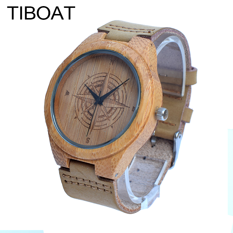 TIBOAT wood watch men watch women Fashion mens watches top brand luxury montre femme homme horloges mannen relogio masculino bewell 2017 hot sale fashion wood watch men mens watches top brand luxury reloj hombre big horloges mannen with gift box 100ag
