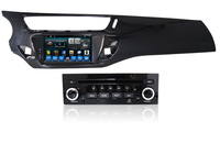 Navirider car dvd player for Citroen C3/DS3 octa core android 8.1.0 car gps multimedia head unit stereo tape recorder