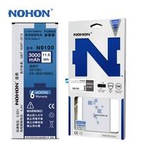 Original NOHON Battery For Samsung Galaxy Note 4 Note4 N9100 N9109W N9108V EB BN916BBC High Capacity