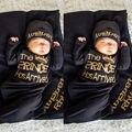 Bebé Recién Nacido Príncipe Bebé Batas de Dormir Swaddle Wrap Sleepsacks Manta 0-24