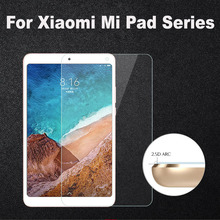 9H Tempered Glass For Xiaomi Mi Pad Mipad 4 Mipad4 Plus 8.0 inch 10.1 2018 Tablet Screen Protector Protective Film Glass Guard