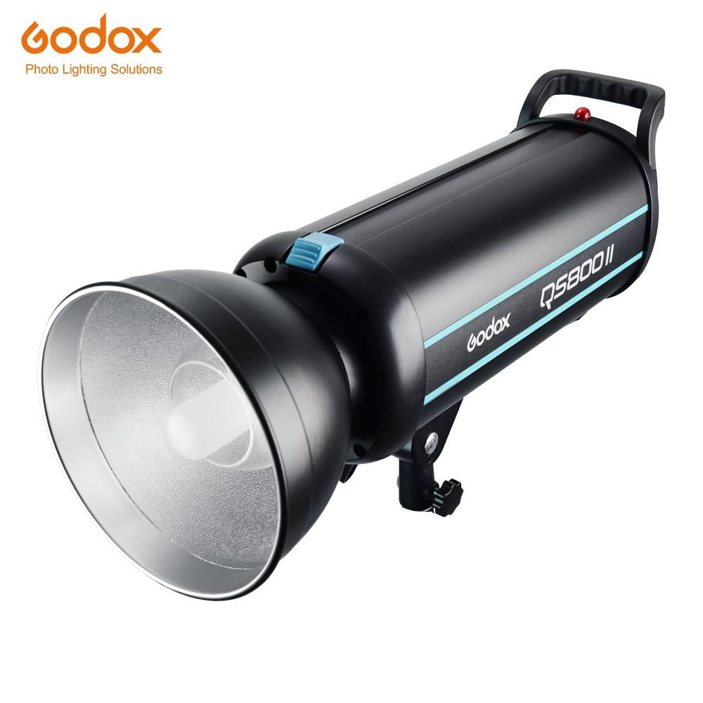 Godox QS800II 800Ws GN90 Professional Studio Strobe with Built in Godox 2 4G Wireless X System