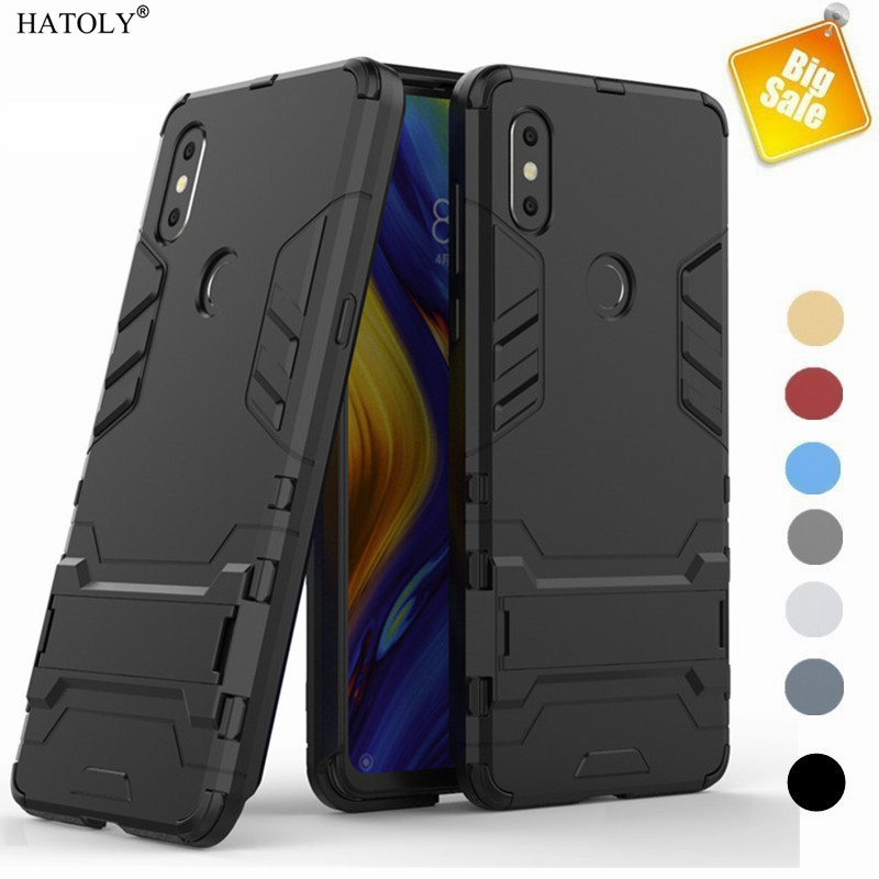Xiaomi Mi Mix 3 Case Cover Armor Case Xiaomi Mi Mix 3 Shockproof Back Cover Xiaomi Mi Mix 3 Phone Funda Bumper
