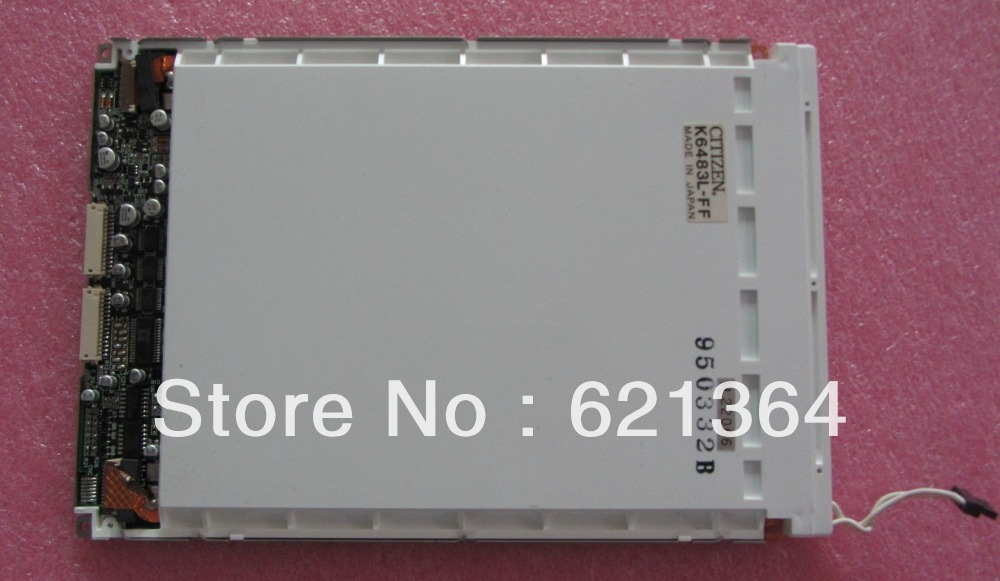 K6483L FF professional lcd screen sales for industrial screen