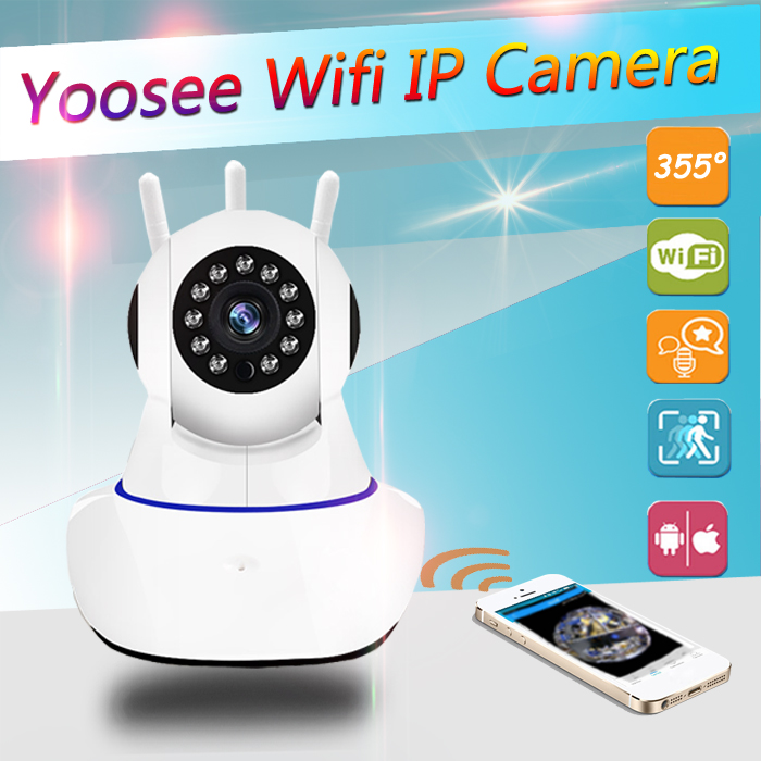 CCTV WiFi Camera IP 1080P Home Security Camera Wi-Fi P2P Two Way Audio Night Vision 3 Antennas Wireless Baby Monitor fb sannce ip camera 960p wi fi wireless ip camera cctv security camera two way audio baby monitor easy qr code scan connect
