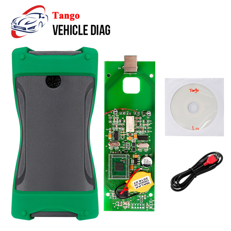 In Stock OEM Tango Key Programmer with All Software Tango Car USB V1 100 Auto Key