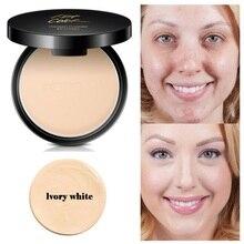 Profesional Face Makeup Mineral Concealer Bedak Bedak Base Oil-control Foundation Make Up Kosmetik Kosmetik Compact Powder