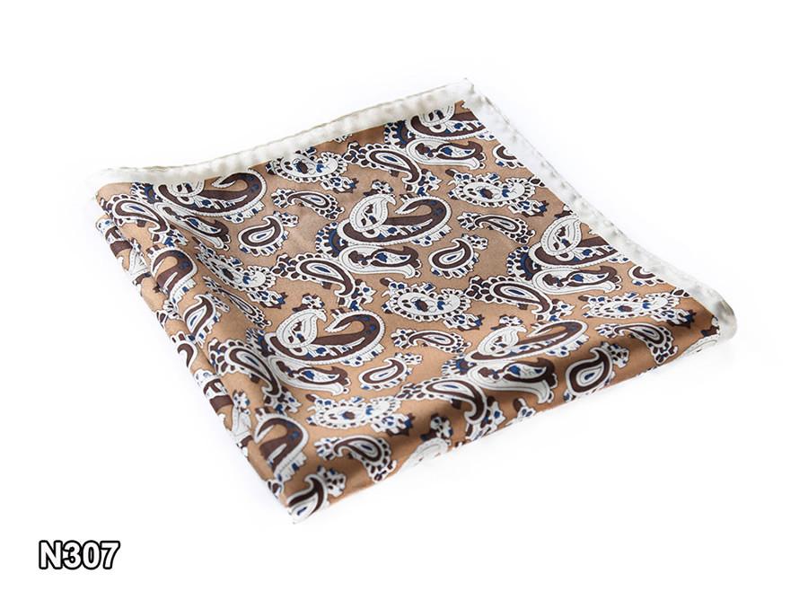 New-N307 HN30Z2) Brown Khaki Paisley 41cm (6)