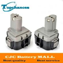 Alta Calidad 2×3000 mAh 12 V Batería para MAKITA 1234 1233 6223D 6980FD 12 Volt Cordless Drill