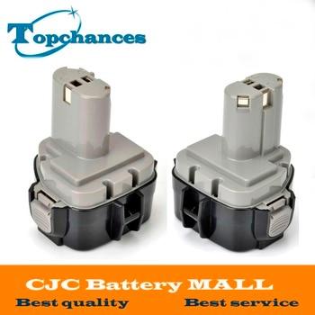 High Quality 2x 3000mAh 12V Battery for MAKITA 1234 1233 6223D 6980FD 12 Volt Cordless Drill