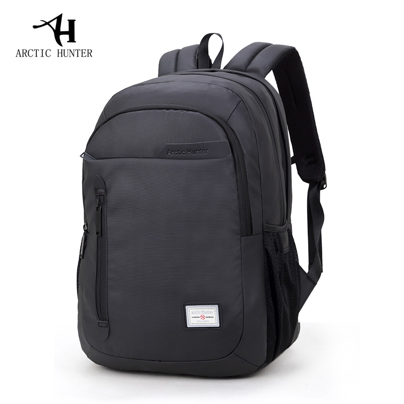 ARCTIC HUNTER New Oxford Cloth Business Laptop Backpack Waterproof Student Backpack Bag For College Simple Design Men 2017 fashion women waterproof oxford backpack famous designers brand shoulder bag leisure backpack for girl and college student