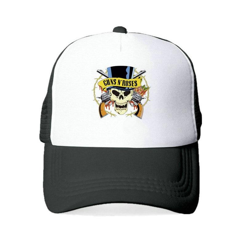 black trucker hat YY44905