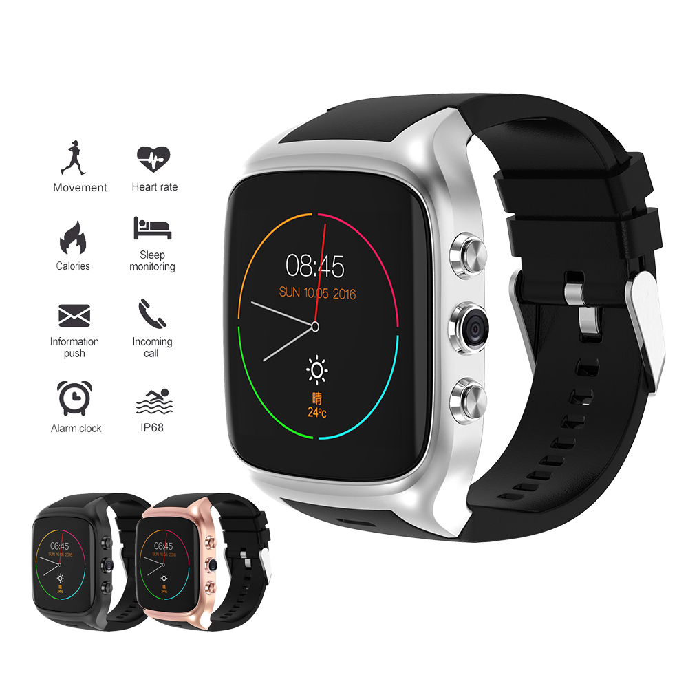 2018 Smart Montre Étanche Hommes Sport Montres Pour Hommes Fitness Tracker Bluetooth Fréquence Cardiaque IOS Android Montre Homme Saat